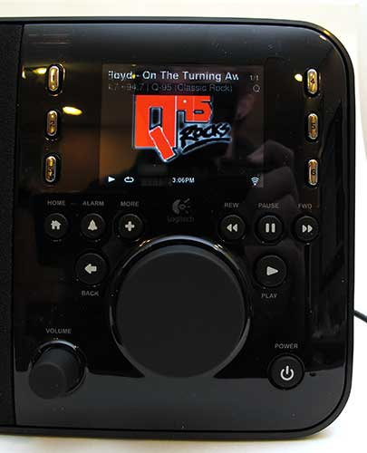 logitech squeezebox radio 8