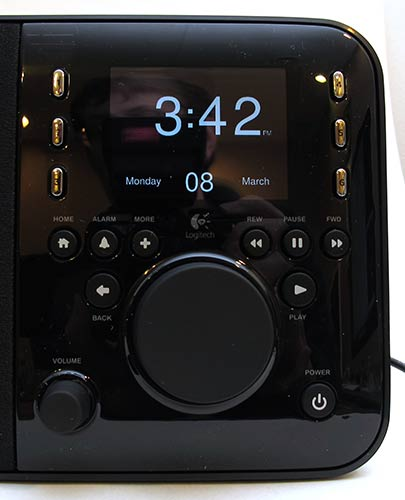 logitech squeezebox radio 9