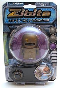 Zibits Mini R C Robots Review The Gadgeteer