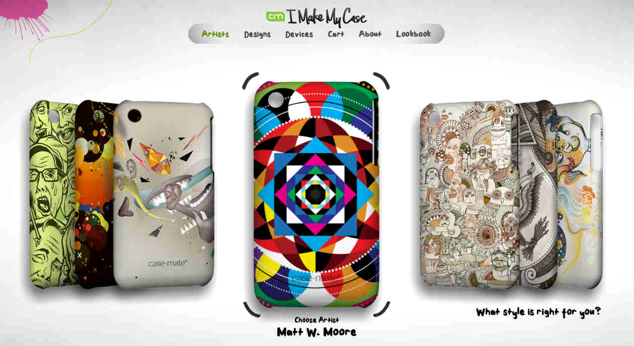 another chance 84230 af997 Case-Mate Design Your Own Custom iPhone Case Review – The Gadgeteer