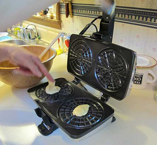 chefschoice pizzellepro 10