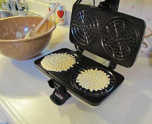 chefschoice pizzellepro 11