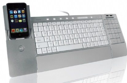 ihome docking keyboard for ipod