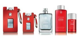 Swiss Army Cologne From Victorinox The Gadgeteer