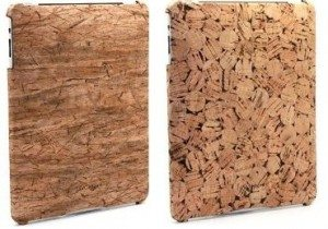 JAVOedge Lumberjack (left) and Corky (right) back covers for iPad