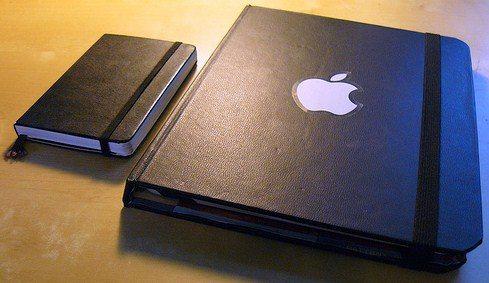 DIY Moleskine Case for iPad - The Gadgeteer