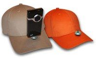 hatcam camera mount hat