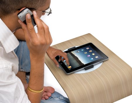 iPad-Lapdesk