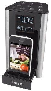 ihome ip39 kitchen timer unit