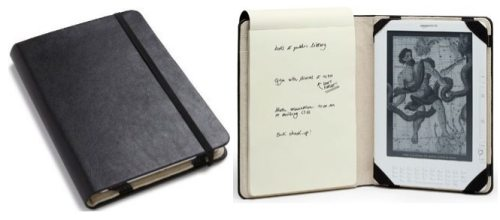 moleskine cover for kindle
