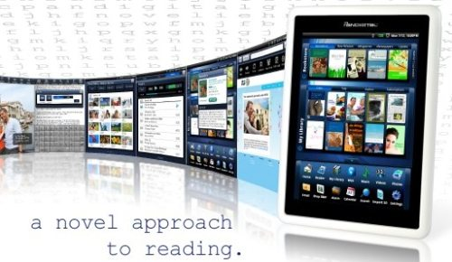pandigital novel reader