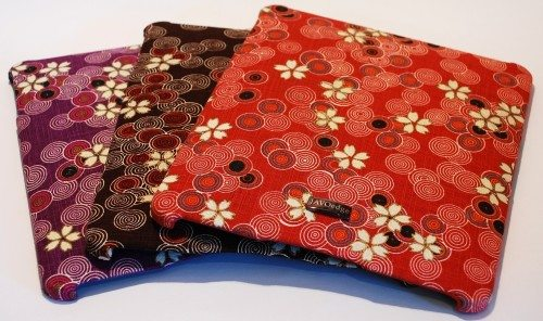 JAVOedge cherry blossom back cover iPad review 1