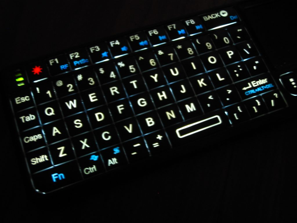 android keyboard computer
