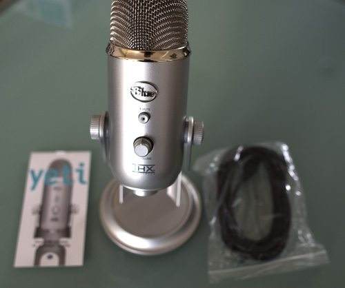 Yeti By Blue Microphone Review The Gadgeteer