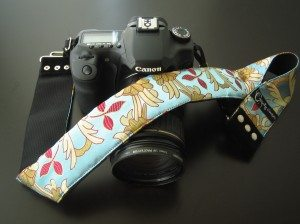 Capturing Couture Camera Strap-6