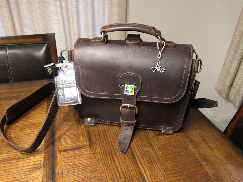 Saddleback Leather Medium Satchel Review