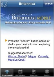 britannica-encyclopedia-iphone-app