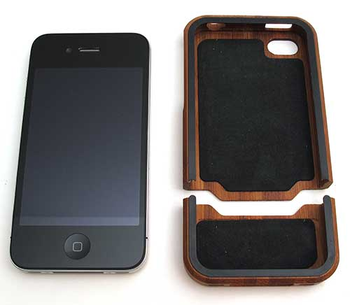 I think the Grove case is the first bamboo case that I've reviewed. I like  the fact that it's made with a rapidly renewable material and is 100%  designed ...