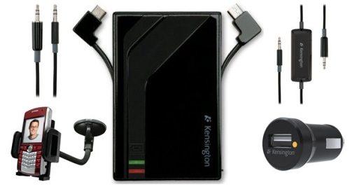 kensington universal accessories for smartphones