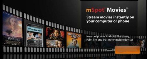 mSpot movies