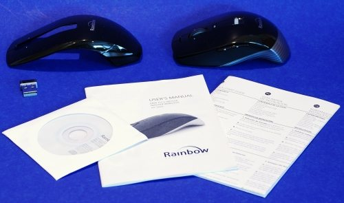 rainbow fit u wireless mouse review 4