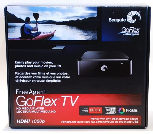 seagate freeagent goflex tv hd media player review 1
