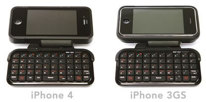 iphone case with bluetooth keyboard