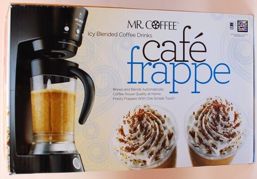 mr coffee cafe frappe review 1