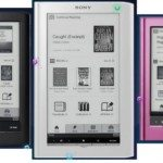 Sony Touch, Daily Edition, and Pocket Readers