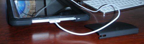 otterbox defender charging