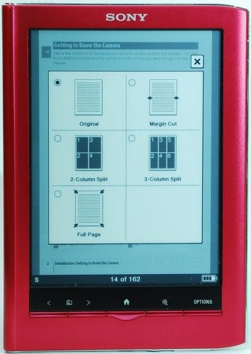 sony reader prs 650 manual