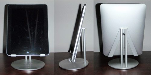 Just Mobile upstand vertical