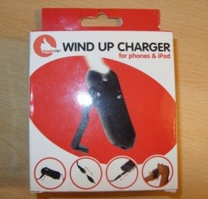 The Wind Up Charger