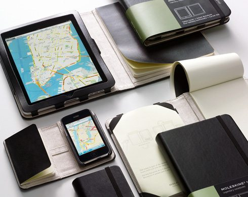 apple device official moleskine covers