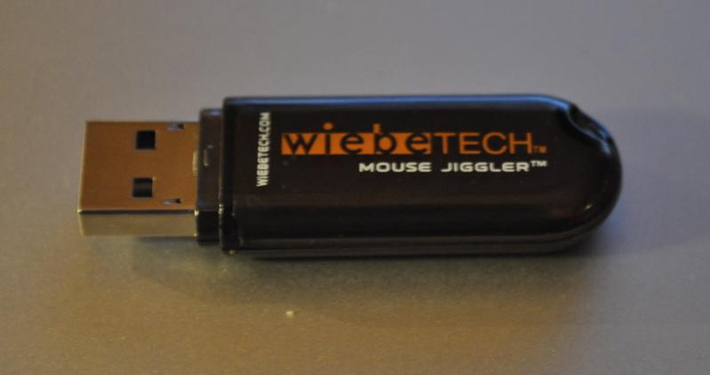 WiebeTech Mouse Jiggler Review – The Gadgeteer