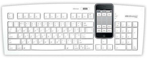 convenient gadgets and gifts keyboard smartphone hub
