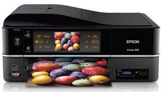 epson artisan 835 printer