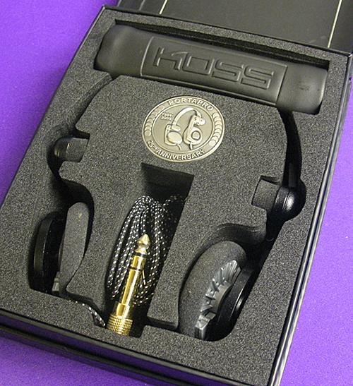 Koss portapro 25th anniversary edition headphones review - Koss porta pro ...
