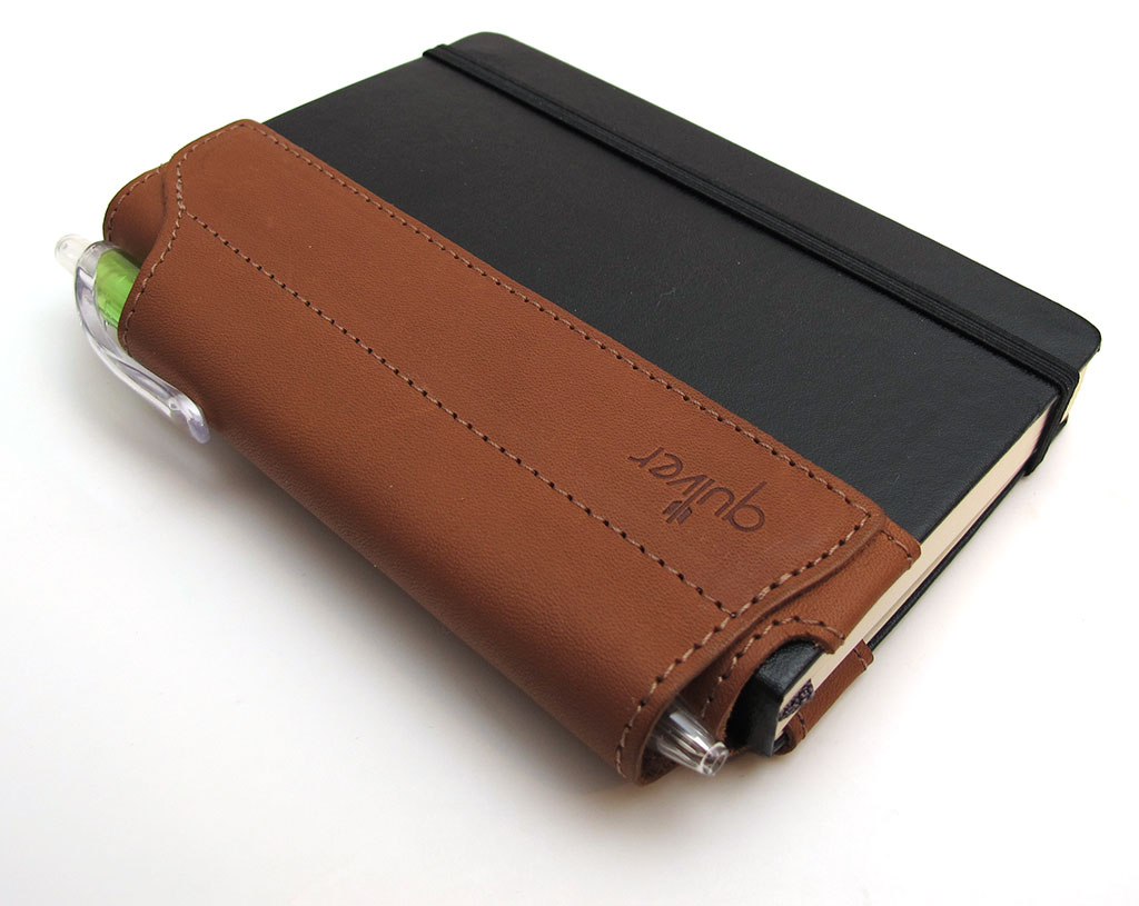 Quiver Pen Holders For Moleskine Notebooks Review The