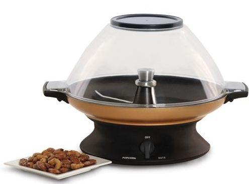 hammacher schlemmer automatic nut roaster1