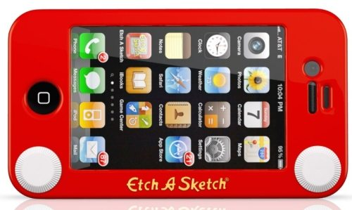 headcase etch a sketch for iphone