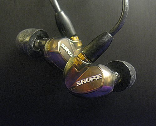 shure se535 earphones review the gadgeteer. Black Bedroom Furniture Sets. Home Design Ideas