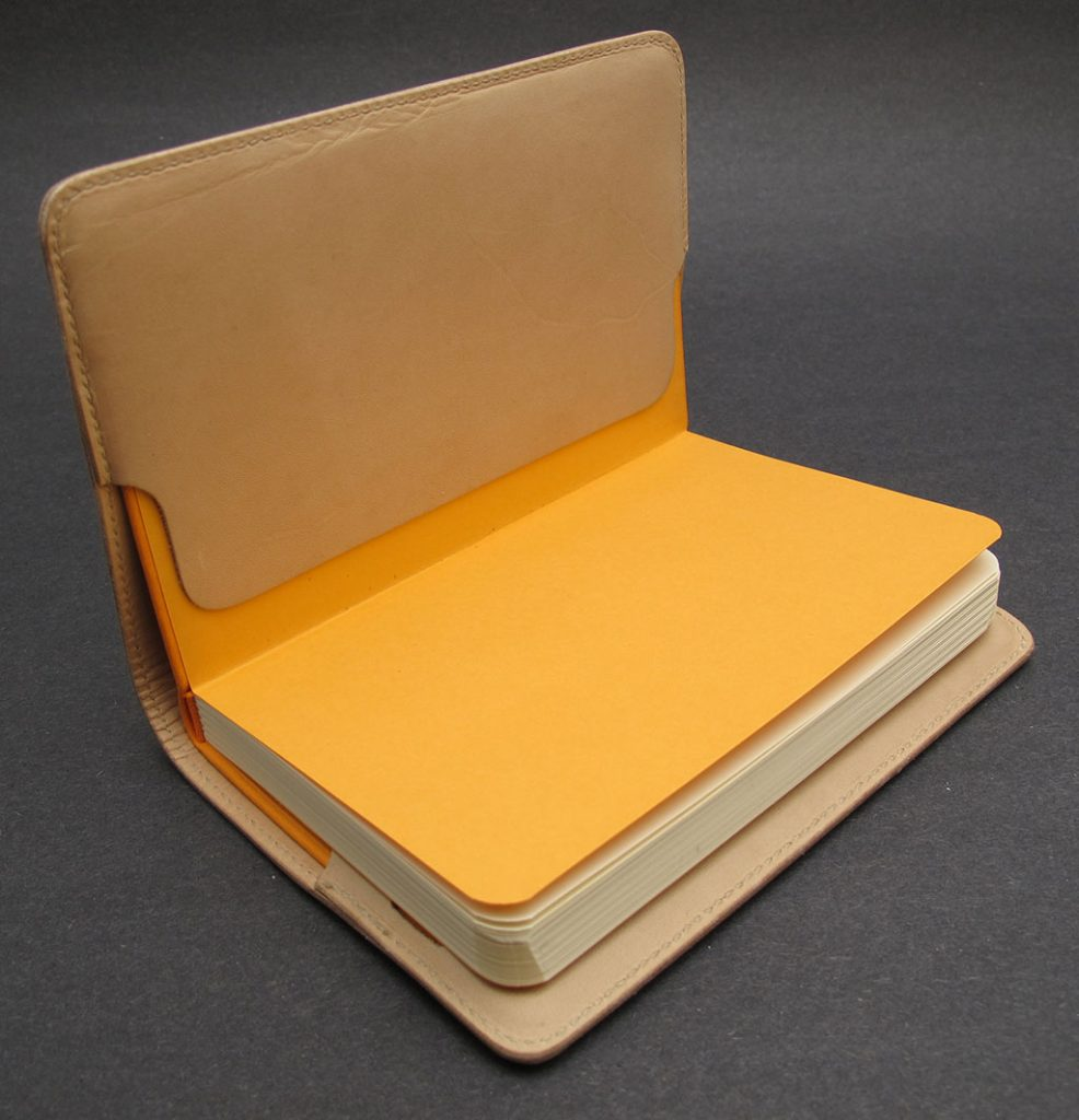 Notebook Cover Pictures : Gfeller casemakers leather notebook cover review the