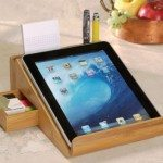 Nantucket iPad Station from Levenger