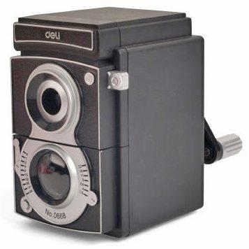 neatoshop camera pencil sharpener