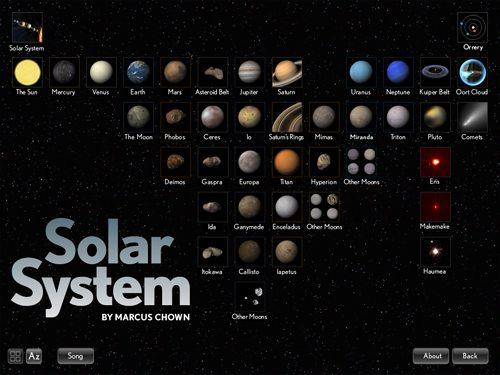 solar system app - photo #3