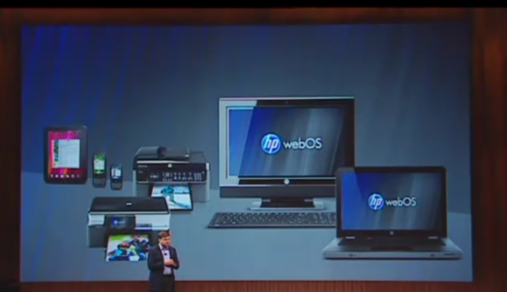webOS for the PC and printers