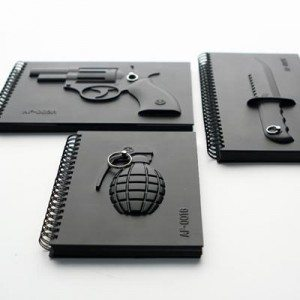 armednotebooks