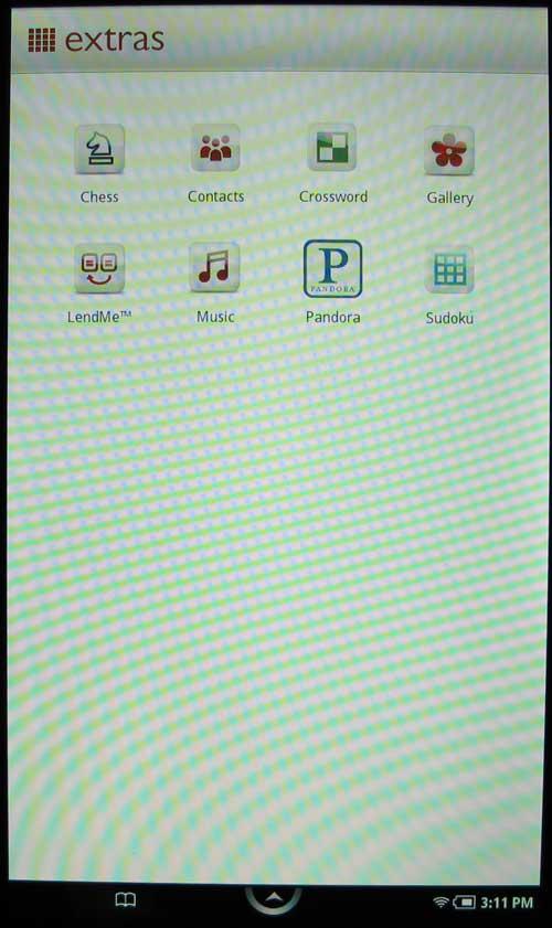 Barnes & Noble NOOKcolor eBook Reader Review – The Gadgeteer