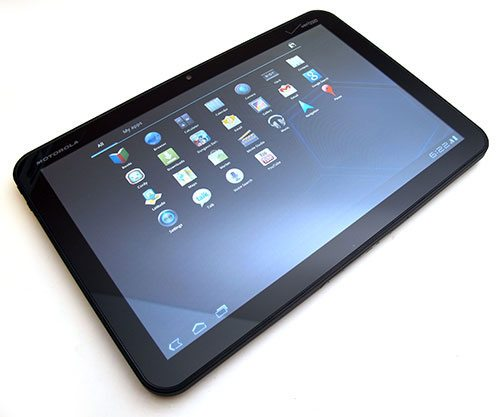 Motorola XOOM Android Tablet Review – The Gadgeteer